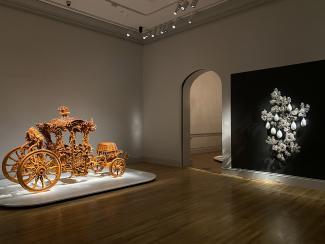 An installation photograph