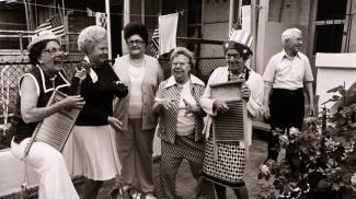 Blog - Joan Netherwood Clark Rememberance, March 202, Fourth of July Celebration