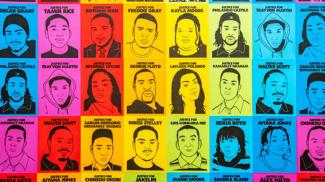 Blog - Police Brutality - May 12, 2021, Justice for Our Lives - homepage