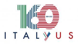 The Italian Embassy's 160 Logo
