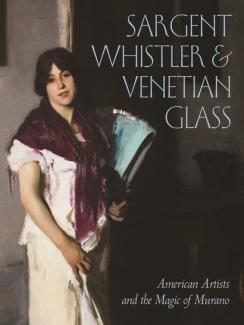 Books - Sargent Whistler Venetian Glass Cover