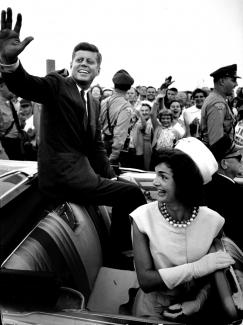 Press - American Visionary: John F. Kennedy's Life and Times
