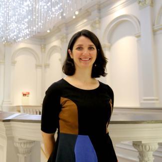 Press - Mary Savig, Lloyd Herman Curator of Craft
