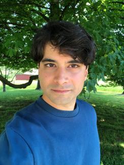 Press - Frost Essay Award 2021 - Jason Vartikar