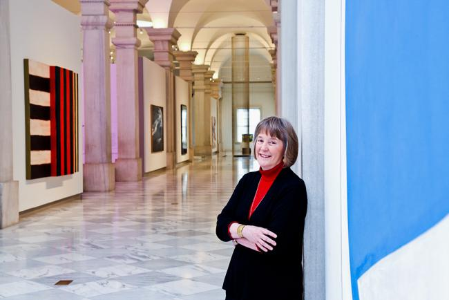 Splash Image - Betsy Broun, SAAM's Director, Announces Her Retirement