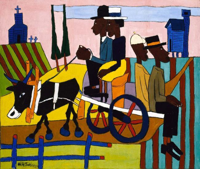 Splash Image - African American Artworks at SAAM