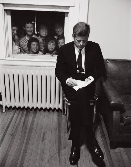 Splash Image - JFK: American Visionary
