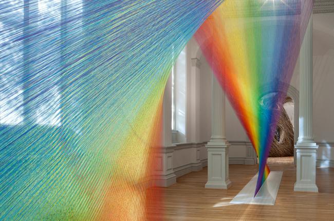 Splash Image - Light Fantastic: Gabriel Dawe in Conversation