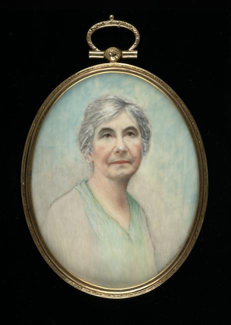 Bertha E. Jaques