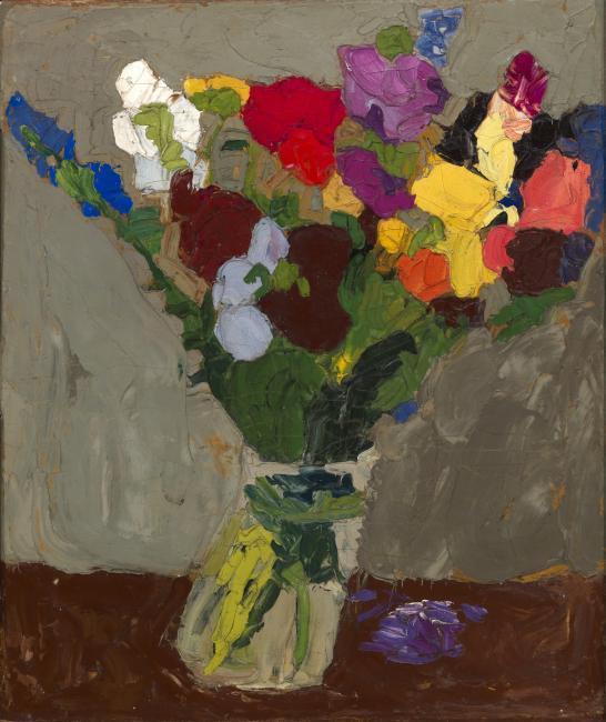 Still Life--Flowers