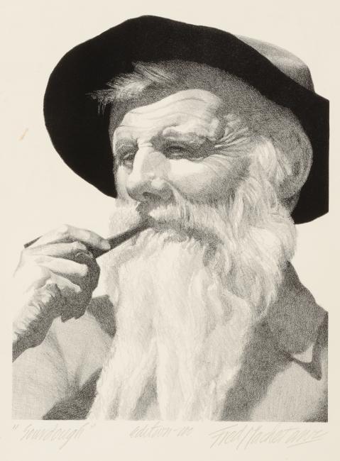 Fred Machetanz