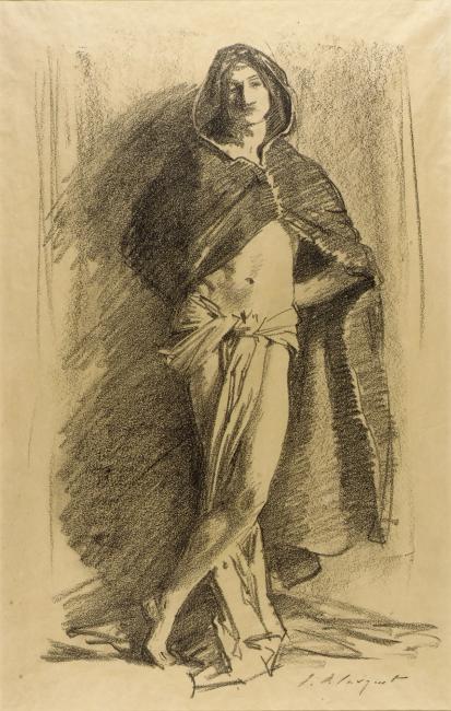 Modern Study of Man- Nude Sculpture, STU-Home, AAWU75076A1