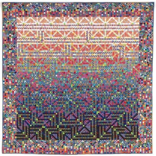 Quilt 86 Smithsonian American Art Museum