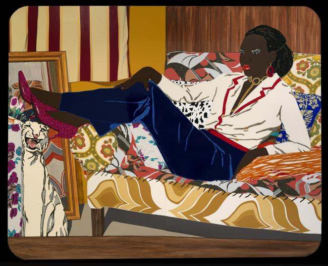 Art By African Americans Highlights Smithsonian American