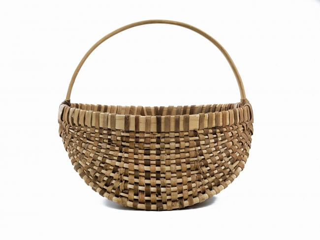 a measure of the earth the cole ware collection of american baskets