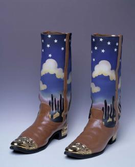Stop 169: Cowboy Boots
