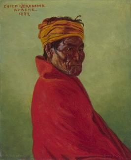 Stop 164: Geronimo