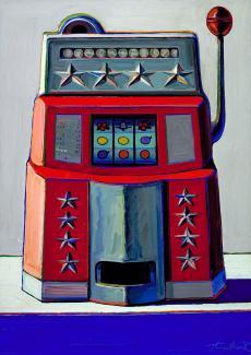 Stop 138: Jackpot Machine