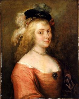 Stop 123: Portrait of Rubens' Wife