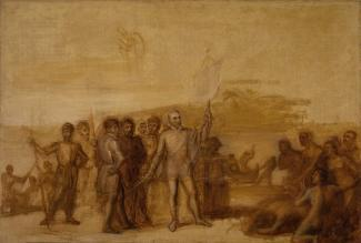 Stop 142: The Landing of Columbus