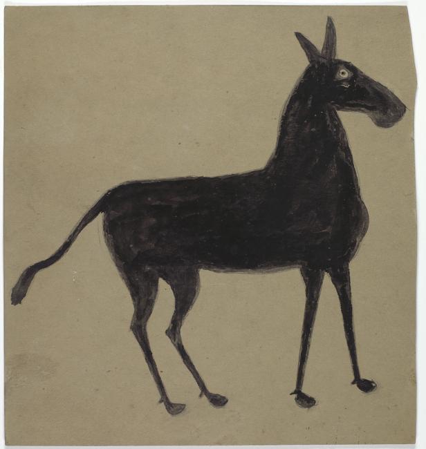 """Stop 4 - Frank L. Harrison Jr. on """"Untitled (Mule)"""""""