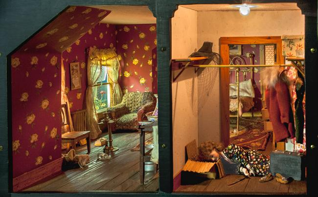 Murder Is Her Hobby: Frances Glessner Lee And The Nutshell Studies Of  Unexplained Death   Smithsonian American Art Museum