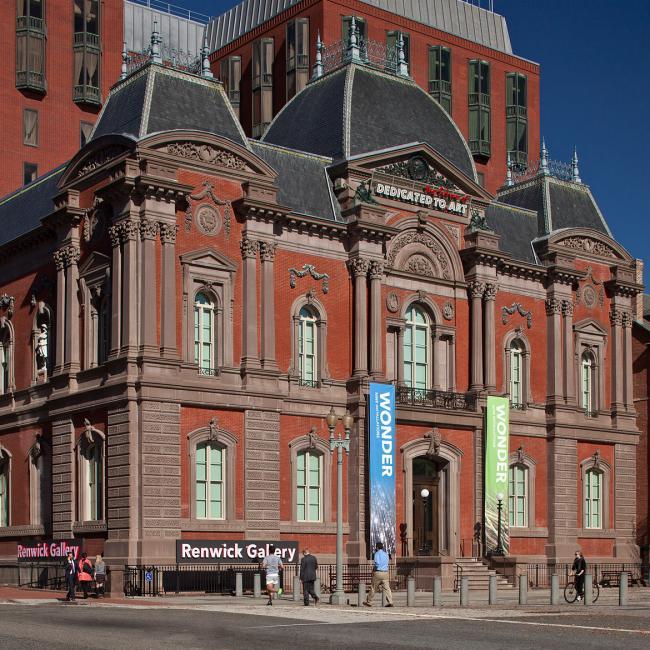 Renwick Gallery Exterior