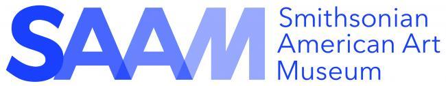 Smithsonian American Art Museum logo, Terra Foundation logo, Italian Embassy logo, and Istituto Italiano di Cultura logo.