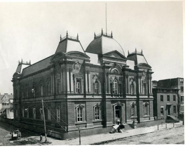 Historic exterior view of the Renwick Gallery (2 of 16)