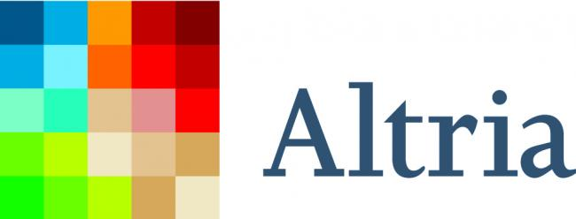 This is the logo for Altria.