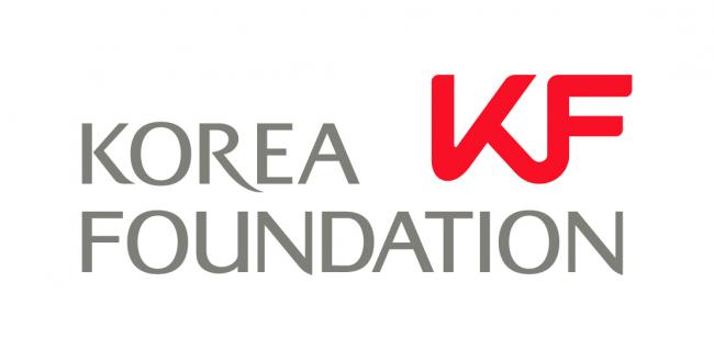 This is the logo for the Korea Foundation