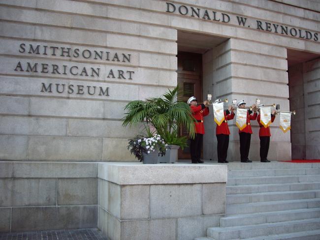Trumpeters Museum Reopening