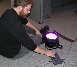 SAAM explores new advances in museum lighting.