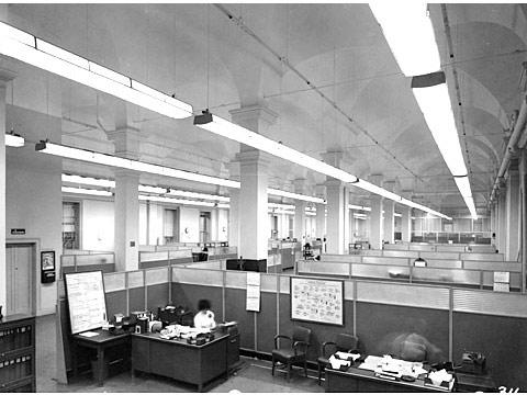 Old Patent Office Building in the 1950s
