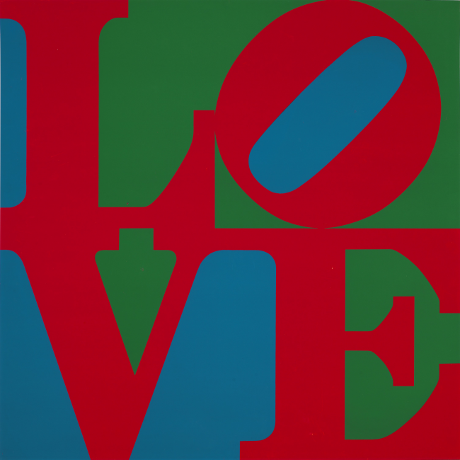 Blog - LOVE, Robert Indiana