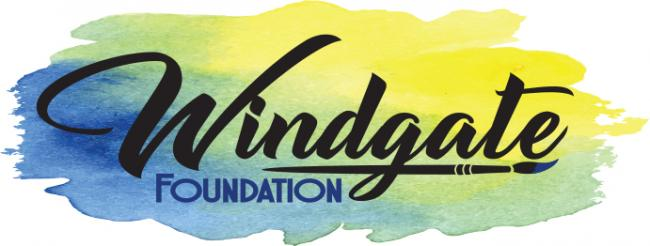 The Windgate logo in yellow, green, and blue.
