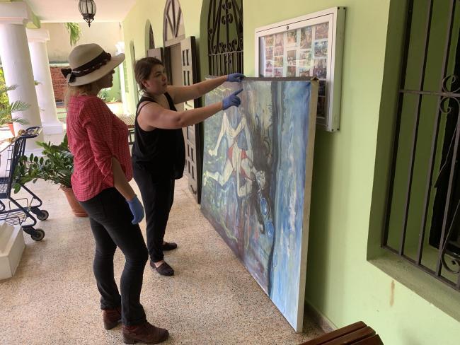Blog Casa Ulanga conservation Puerto Rico