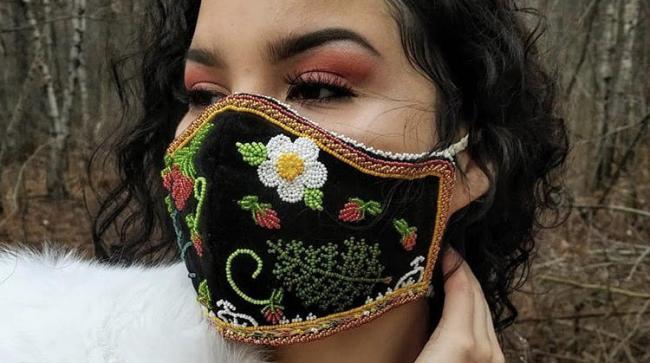 Blog - Face Masks, Native Women Artists