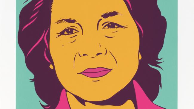 Blog - Chicanx Graphic Arts in Focus: Dolores, 2021