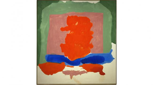 Blog - Nemerov Questions, Frankenthaler for homepage