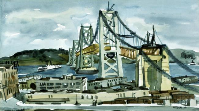 Blog - Asian American Artists in the WPA, May 18, image cropped for homepage