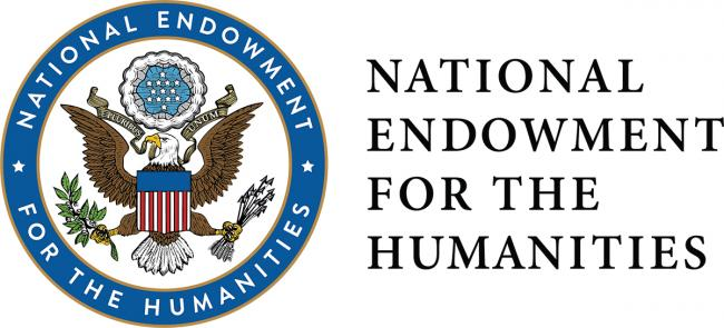 The logo of the National Endowment for the Humanities