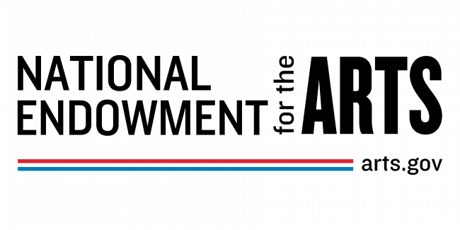 The logo of the National Endowment for the Arts
