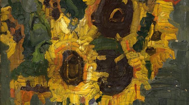 Blog, Wm H Johnson Sunflowers, Conservation, homepage
