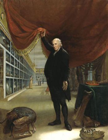 Image result for charles willson peale