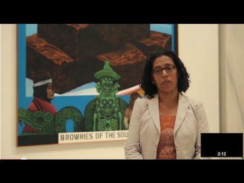 """Thumbnail - SAAM's Exhibition, """"Our America: The Latino Presence in American Art"""" Playlist"""