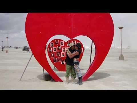 """Thumbnail - """"No Spectators: The Art of Burning Man"""" - Mr. and Mrs. Ferguson"""