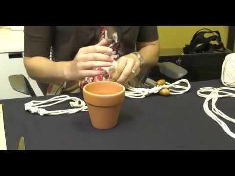 Thumbnail - Handi-hour Crafting: Macramé