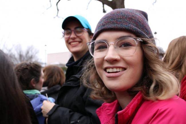 This is an image of Lauren Kolodkin.