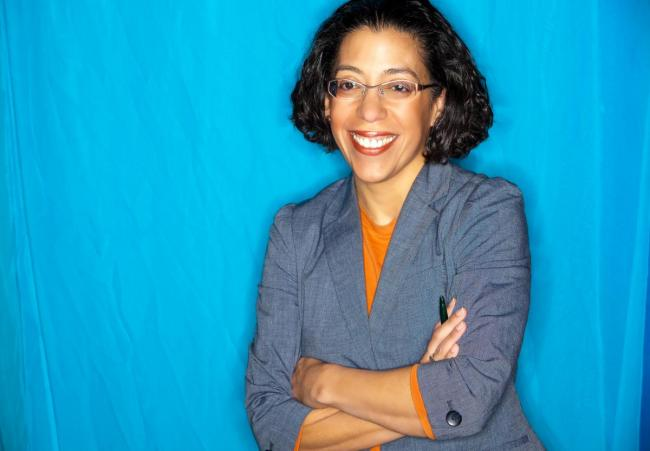 A photograph of Carmen Ramos by Ross Whitaker
